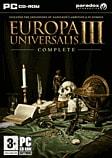 Europa Universalis III Complete Edition PC Games