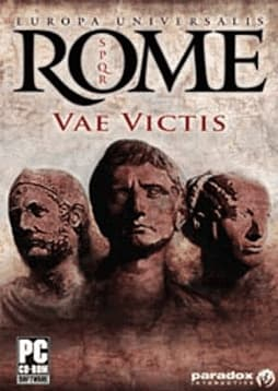 Europa Universalis: Rome - Vae Victis PC Games Cover Art