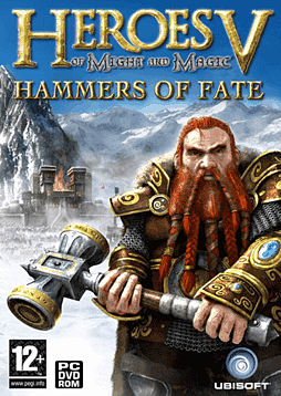 Heroes of Might and Magic V : Hammers of Fate PC Games Cover Art
