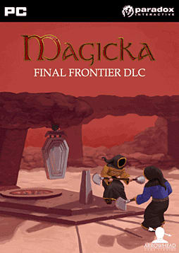 Magicka DLC: Final Frontier PC Games Cover Art