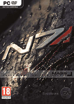 Mass Effect 2 Digital Deluxe Edition PC Cover Art