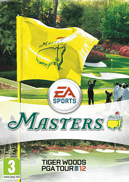 Tiger Woods PGA Tour 12: The Masters PC Games Cover Art