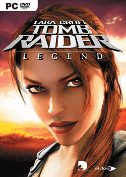 Tomb Raider: Legend PC Games Cover Art