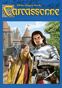 Carcassonne PC Games Cover Art