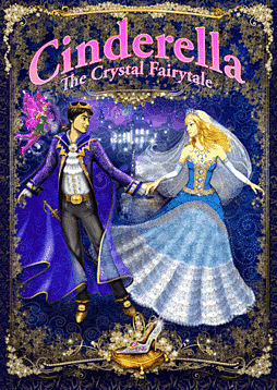 Crystal Fairytale of Cinderella PC Games Cover Art