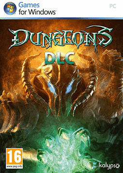 Dungeons DLC Pack 2 PC Games Cover Art