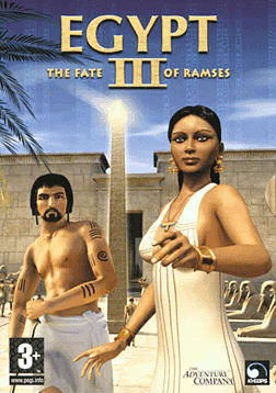 Egypt 3: The Fate of Ramses PC Games Cover Art