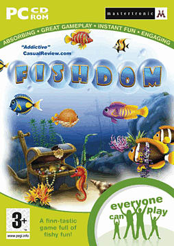 Fishdom PC Games Cover Art