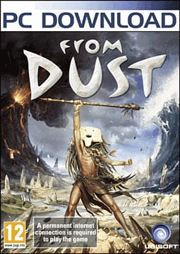 From Dust PC Games Cover Art