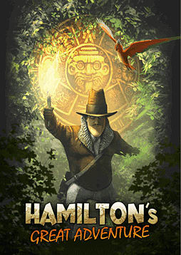 Hamilton's Great Adventure PC Games Cover Art