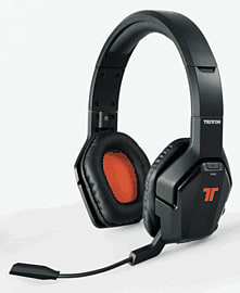 Microsoft Tritton Primer Wireless Stereo Xbox 360 Headset Accessories