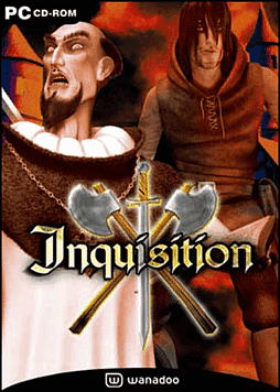 Inquisition PC Games Cover Art