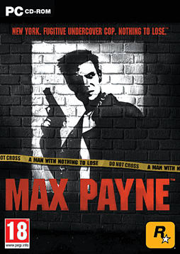 Max Payne PC Cover Art