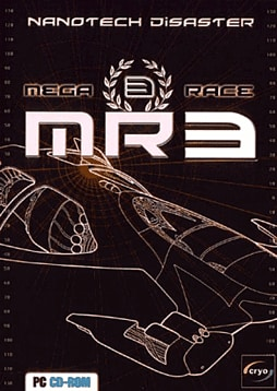 Megarace 3 PC Games Cover Art