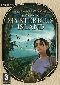 Return To Mysterious Island PC Games Cover Art