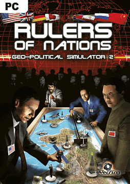 Rulers of Nations PC Games Cover Art