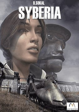 Syberia 1 PC Games Cover Art