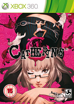 Catherine: Stray Sheep Edition Xbox 360 Cover Art