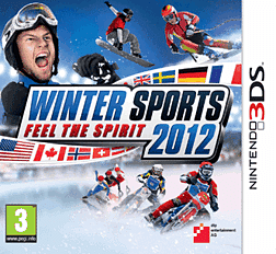 Winter Sports 2012 3DS Cover Art