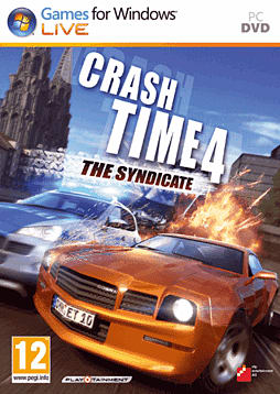 Crash Time 4: The Syndicate PC Games Cover Art