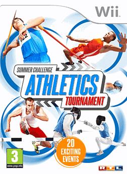 Summer Challenge: Athletics Tournament Wii