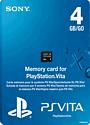 PS Vita 4GB Memory Card Accessories