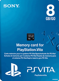 PS Vita 8GB Memory Card Accessories 