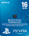 PS Vita 16GB Memory Card Accessories