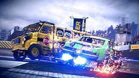 DiRT Showdown screen shot 9