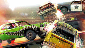 DiRT Showdown screen shot 2