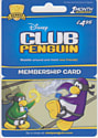 Club Penguin 1 Month Membership Card - 4.95 Accessories