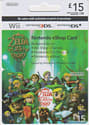 Nintendo Legend of Zelda 25th Anniversary eShop Card - £15 Gifts