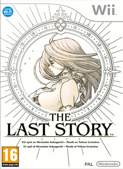 The Last Story Wii Cover Art