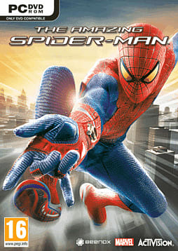 The Amazing Spider-Man PC Games Cover Art