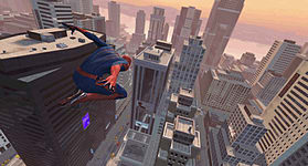 The Amazing Spider-Man screen shot 2