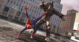 The Amazing Spider-Man screen shot 3