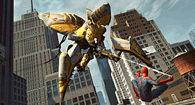 The Amazing Spider-Man screen shot 8