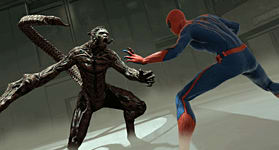 The Amazing Spider-Man screen shot 6