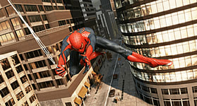 The Amazing Spider-Man screen shot 4