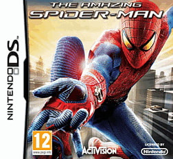 The Amazing Spider-Man DSi and DS Lite Cover Art