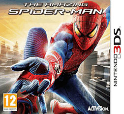 The Amazing Spider-Man 3D 3DS Cover Art