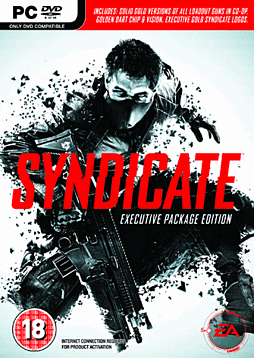 Syndicate Executive Edition - out now on Xbox 360, PlayStation 3 and PC at GAME