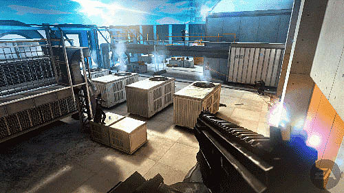 First person shooter sci-fi in Syndicate on Xbox 360, PS 3 and PC
