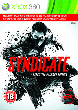 Syndicate: Executive Edition (Exclusive) Xbox 360 Cover Art