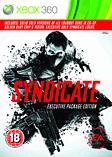 Syndicate: Executive Edition (Exclusive) Xbox 360