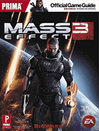 Mass Effect 3 Official Game Guide Strategy Guides and Books 