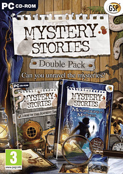 Mystery Stories Double Pack: Mountains of Madness/Curse of the Ancient Spirits PC Games Cover Art