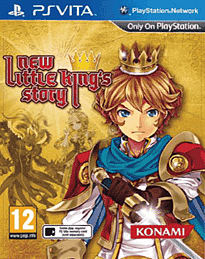 New Little King's Story PS Vita Cover Art