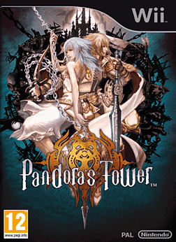 Pandora's Tower Wii Cover Art