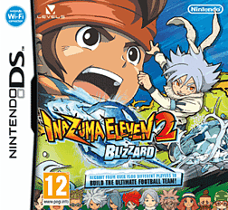 Inazuma 11 2 Blizzard DSi and DS Lite Cover Art